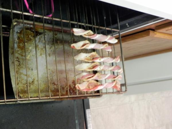 Brown Sugar Bacon Twists | thepajamachef.com