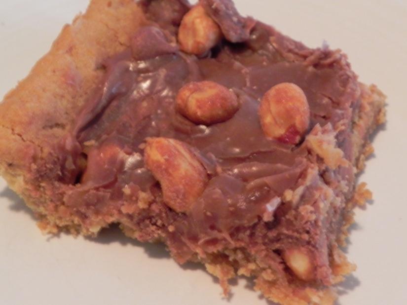 Peanut Butter Fingers | thepajamachef.com