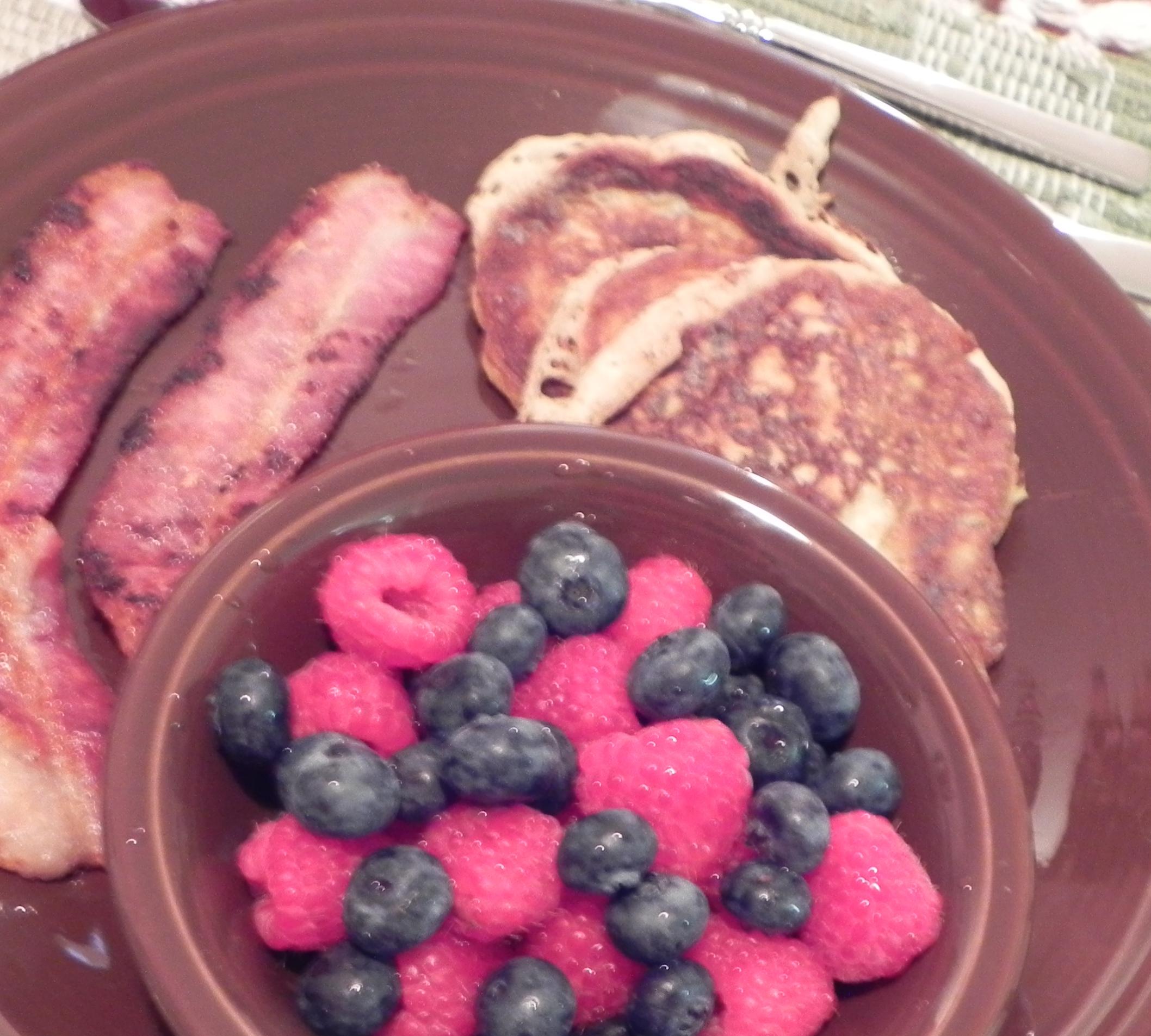 Edna Mae's Sour Cream Pancakes – The Pajama Chef