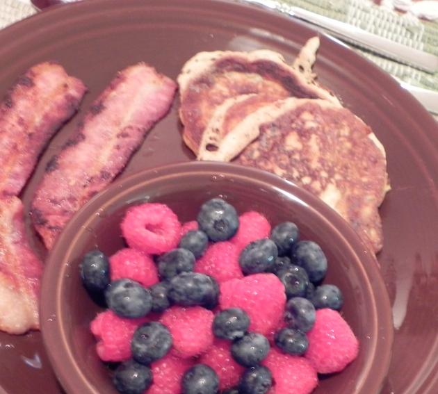 Edna Mae's Sour Cream Pancakes   thepajamachef.com