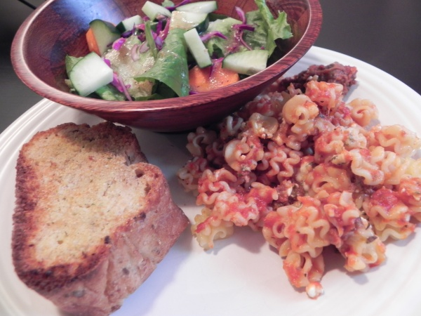 Radiatore Lasagna | thepajamachef.com
