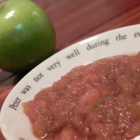 Crock Pot Chunky Applesauce
