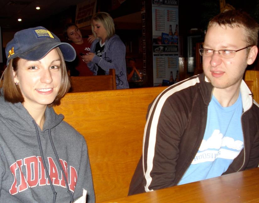 Ben and Sarah