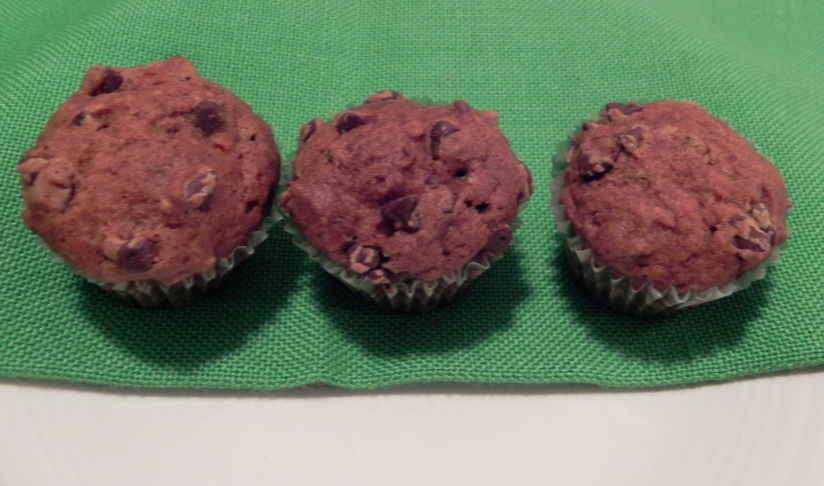 Pumpkin Chocolate Chip Mini Muffins... simply the best!