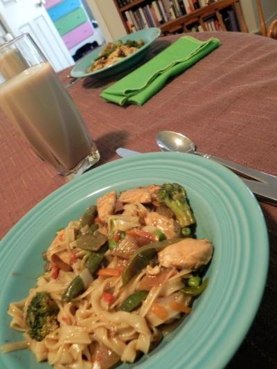 Asian Chicken Bowls via thepajamachef.com >> so much flavor, yet so easy! #recipe #healthy #dinner