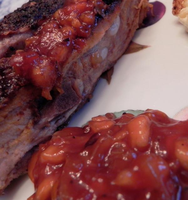 Mike Mills' Apple City Barbecue Sauce | thepajamachef.com