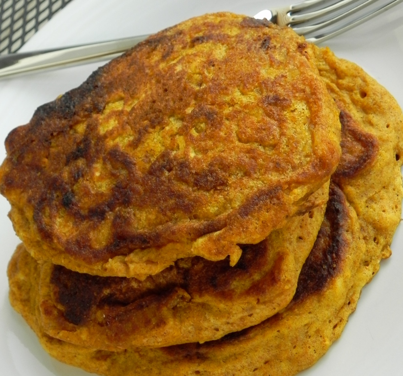 pumpkin pancakes - a classic recipe you'll use again & again!