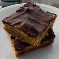 OTT: Chocolate Chip Cookie Bars
