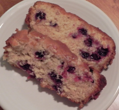 Lemon Blueberry Bread: Plump, sweet blueberries are accented by the light, tartness of fresh lemon… divine perfection!