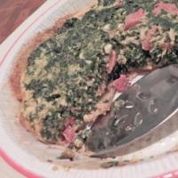 Asiago Spinach Tomato Quiche