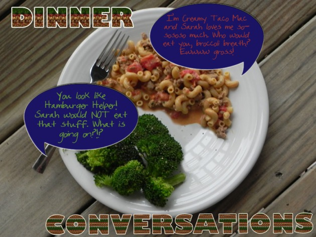 Creamy Taco Mac - a fast, easy, homemade version of Hamburger Helper made with ground turkey & simple pantry ingredients   thepajamachef.com