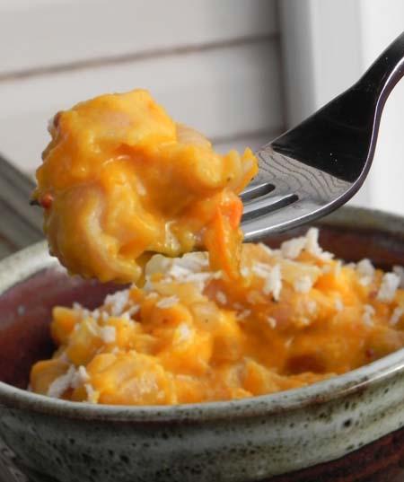 Butternut Squash Mac & Cheese   thepajamachef.com