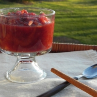 Crock Pot Cran-Apple Sauce
