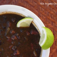 Black Bean Soup Like You Mean It