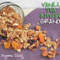 Alice's Vanilla Tea-Infused Granola