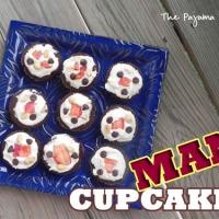 Man Cupcakes