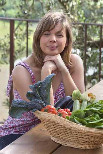 Sarah Fioroni | The Pajama Chef