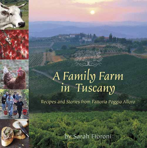 Cover of A Family Farm in Tuscany