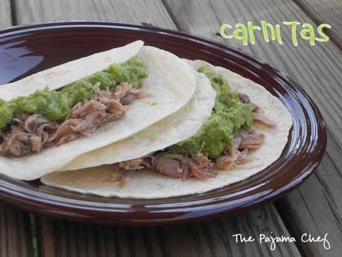 Carnitas | The Pajama Chef