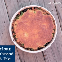 Mexican Cornbread Pot Pie