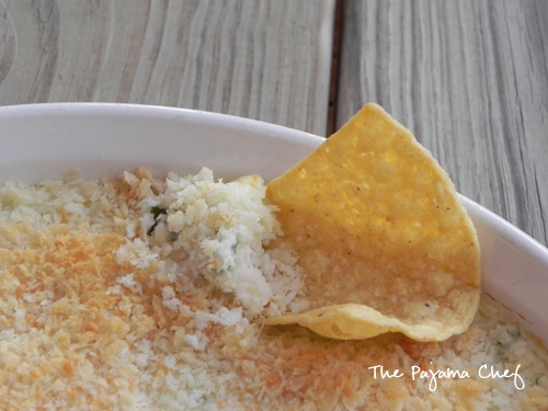 Baked Jalapeno Popper-Ranch Dip | The Pajama Chef