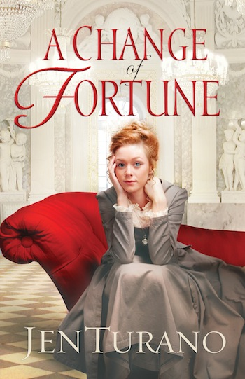 A Change of Fortune book review   The Pajama Chef