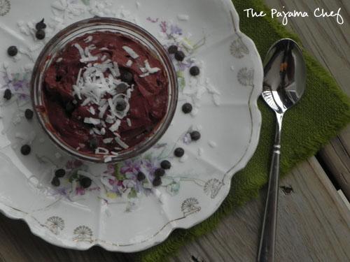 Quick Chocolate Pudding | The Pajama Chef