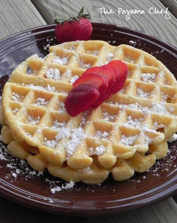 Waffles the pajama chef club soda waffles the pajama chef forumfinder Image collections