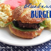 SRC: Blueberry Burgers