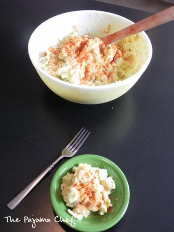 Mom's Potato Salad | ThePajamaChef.com
