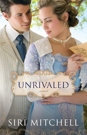 Unrivaled by Siri Mitchell reviewed on thepajamachef.com