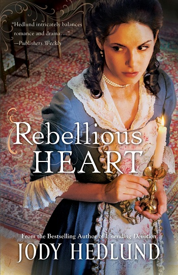 Rebellious Heart book review on thepajamachef.com
