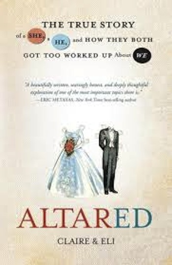 Altared by Claire & Eli | a book review on thepajamachef.com