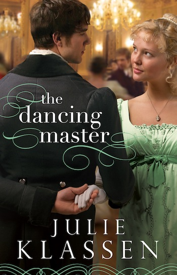 The Dancing Master #bookreview on thepajamachef.com