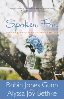 Spoken For | a book review on thepajamachef.com