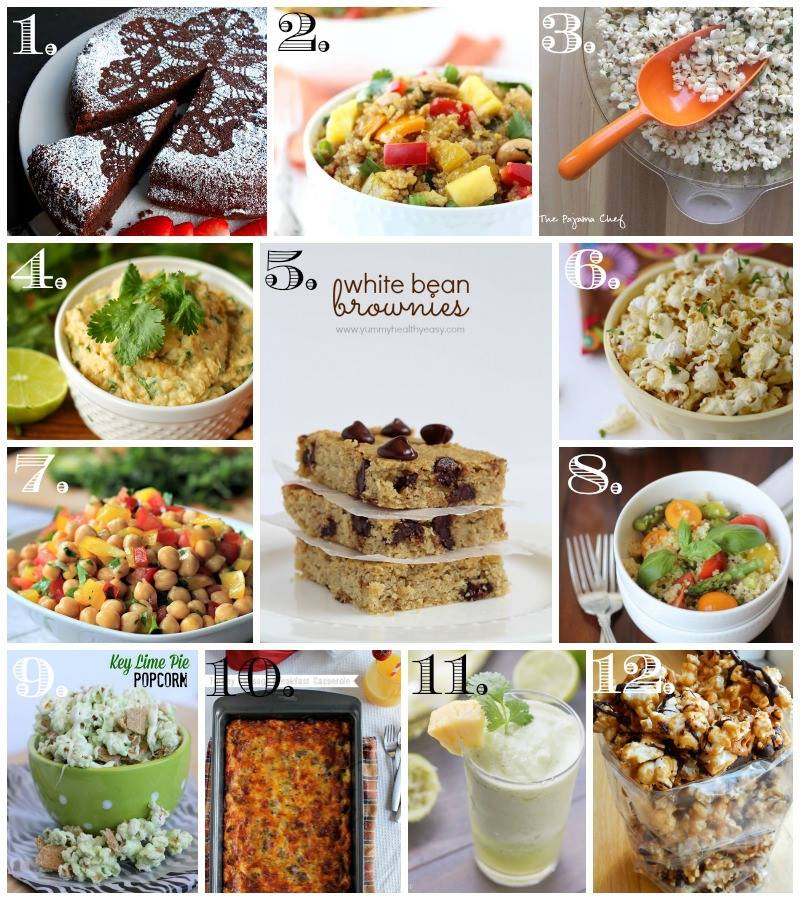Mystery Dish collage - April 2014   thepajamachef.com