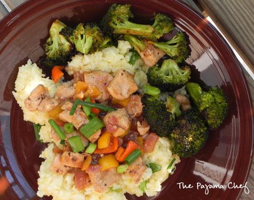 Zin Zen Chicken | thepajamachef.com