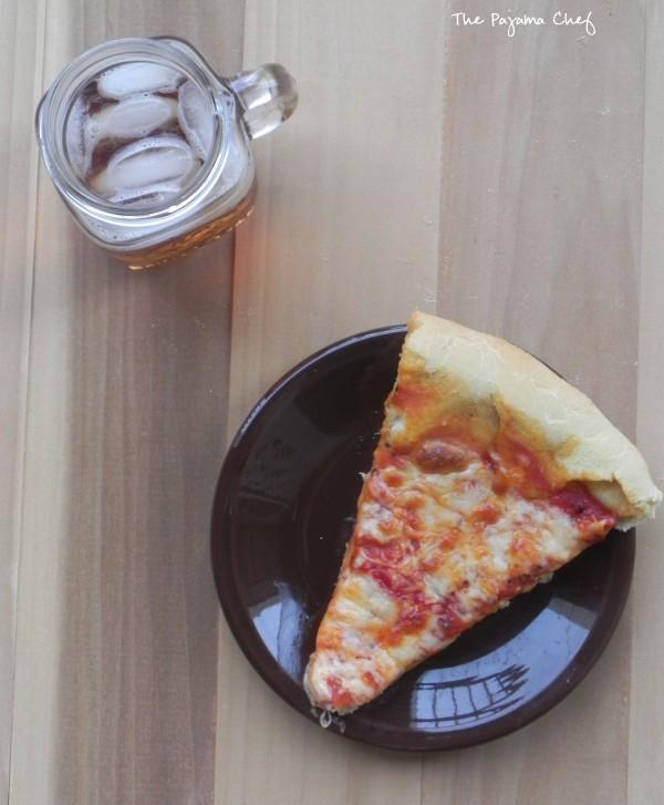 Best Ever Homemade Pizza | thepajamachef.com