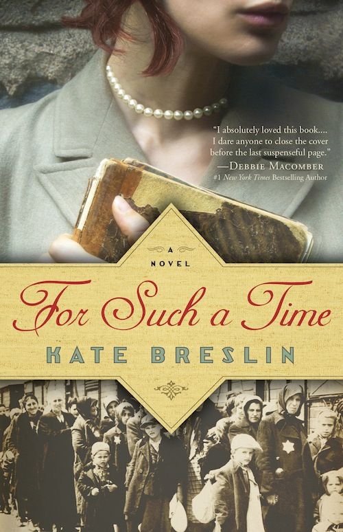 For Such a Time - book review on thepajamachef.com #reading #summer