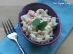 Hawaiian Macaroni Salad | thepajamachef.com