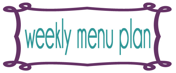 Menu Plan | thepajamachef.com