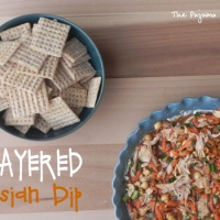 Layered Asian Dip