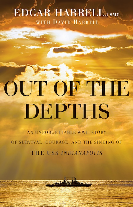 Out of the Depths Book Review | thepajamachef.com