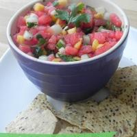 Mystery Dish: Watermelon Salsa