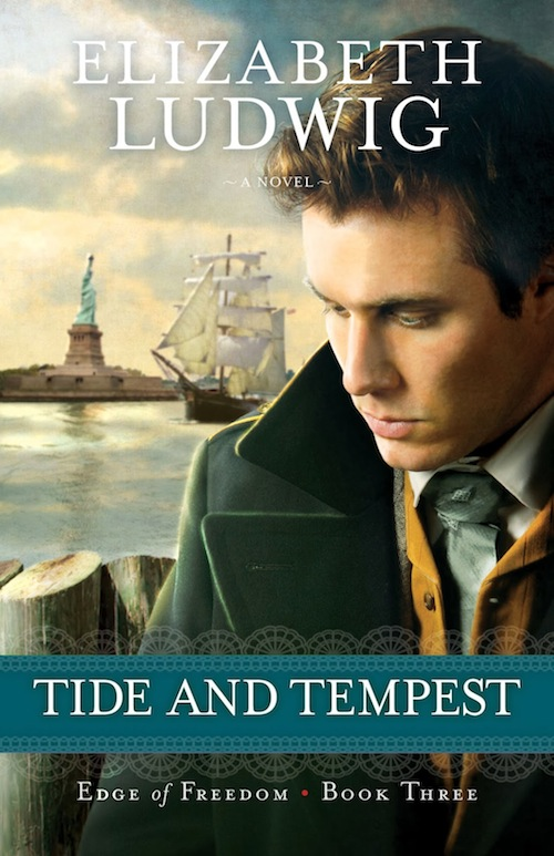 Tide and Tempest - a book review on thepajamachef.com