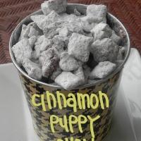 #10DaysofTailgate: Cinnamon Puppy Chow