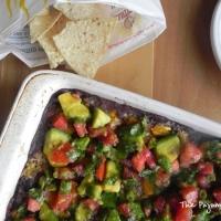 #10DaysofTailgate: Hot Mexican Quinoa Dip