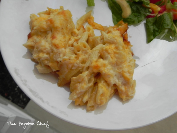 Ultimate Macaroni and Cheese | thepajamachef.com - a family favorite that can be prepared ahead of time.
