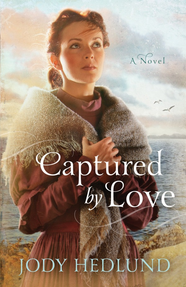 Captured By Love by Jody Hedlund - reviewed on thepajamachef.com