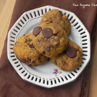 #PumpkinWeek: Pumpkin Chocolate Chip Cookies